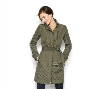 New COLE HAAN Signature Quilted Jacket sz.XS